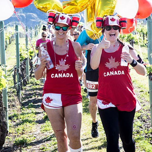 Oliver Osoyoos Wine Country - Half Corked Marathon