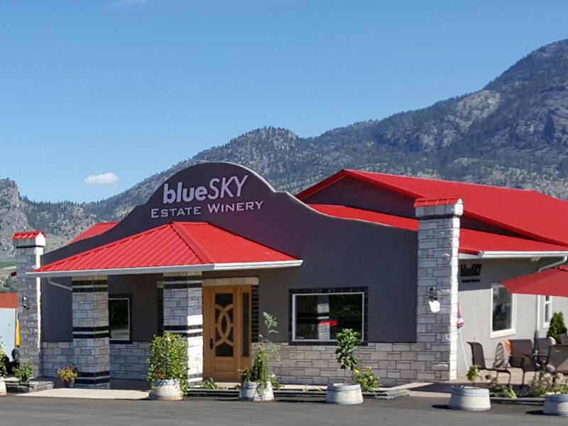 Blue Sky Estate Winery